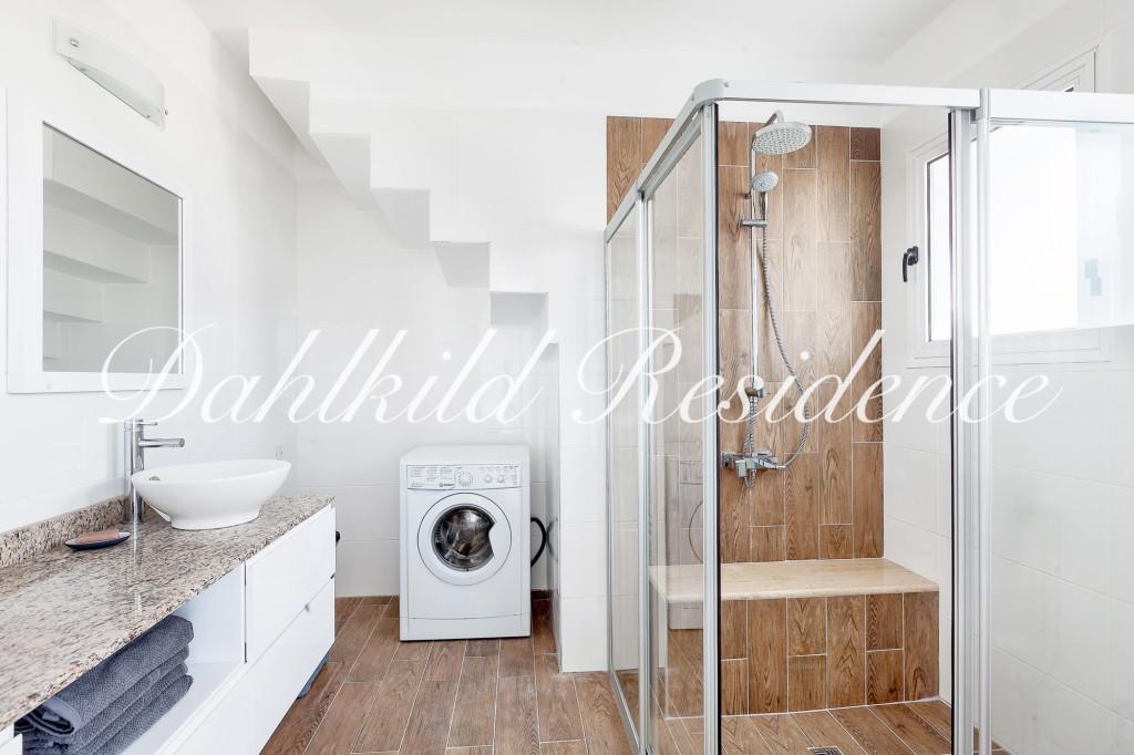 Dahlkild Penthouse - Toalett till Masterbedroom