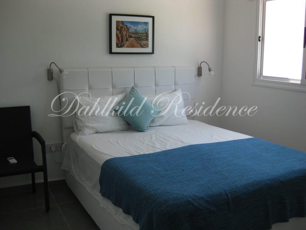 Dahlkild Penthouse - Sovrum 2 (Dubbelrum)