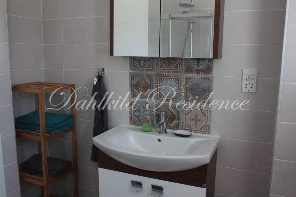 Dahlkild Penthouse - Toalett till Sovrum 3